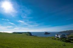 όμορφο τοπίο σκωτσέζικα Στοκ φωτογραφία με δικαίωμα ελεύθερης χρήσης