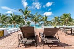 Όμορφο τοπίο στην άσπρη παραλία Boracay Στοκ φωτογραφία με δικαίωμα ελεύθερης χρήσης