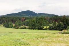 Όμορφο τοπίο στην Ουκρανία Στοκ εικόνα με δικαίωμα ελεύθερης χρήσης