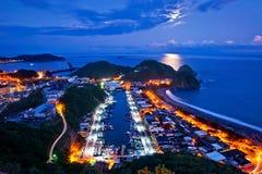 Όμορφο τοπίο στην Ταϊβάν Στοκ εικόνα με δικαίωμα ελεύθερης χρήσης