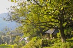 Όμορφο τοπίο στη Ρουμανία Στοκ φωτογραφία με δικαίωμα ελεύθερης χρήσης