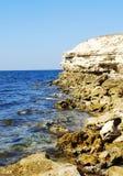 όμορφο τοπίο της Κριμαίας στοκ φωτογραφίες