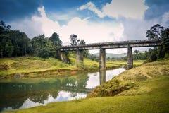 Όμορφο τοπίο των δυτικών ghats στοκ φωτογραφία με δικαίωμα ελεύθερης χρήσης