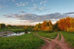 Όμορφο τοπίο Vyatka Στοκ εικόνες με δικαίωμα ελεύθερης χρήσης