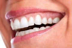 όμορφο υγιές χαμόγελο Στοκ φωτογραφίες με δικαίωμα ελεύθερης χρήσης