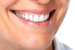 όμορφο υγιές χαμόγελο Στοκ εικόνες με δικαίωμα ελεύθερης χρήσης