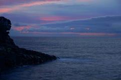 Όμορφο υπόβαθρο από το Los Abrigos Στοκ Φωτογραφίες