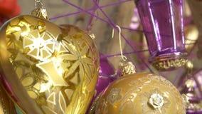Όμορφο υπόβαθρο για το φεστιβάλ του εορτασμού diwali με τις διακοσμητικές διακοσμήσεις φιλμ μικρού μήκους