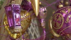 Όμορφο υπόβαθρο για το φεστιβάλ του εορτασμού diwali φιλμ μικρού μήκους