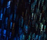 Όμορφο υπόβαθρο με το διαφορετικό χρωματισμένο σημάδι θαυμαστικών, αβ Στοκ Εικόνα