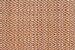 Όμορφο υπόβαθρο σύστασης χαλιών αχύρου ύφανσης Στοκ Φωτογραφίες