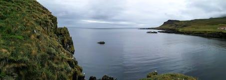 Όμορφο φυσικό τοπίο της Ισλανδίας Στοκ Εικόνες