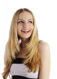 όμορφο χαμόγελο Στοκ εικόνα με δικαίωμα ελεύθερης χρήσης