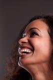 Όμορφο χαμόγελο επιχειρηματιών Στοκ εικόνα με δικαίωμα ελεύθερης χρήσης