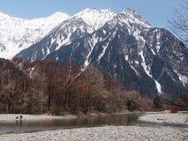 Όμορφο χειμερινό τοπίο φθινοπώρου στοκ φωτογραφίες με δικαίωμα ελεύθερης χρήσης