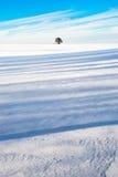 Όμορφο χειμερινό τοπίο Στοκ Εικόνα