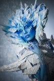 όμορφο χιόνι βασίλισσας Στοκ φωτογραφία με δικαίωμα ελεύθερης χρήσης