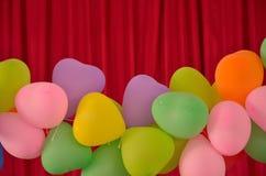 όμορφο χρώμα μπαλονιών Στοκ φωτογραφία με δικαίωμα ελεύθερης χρήσης