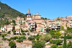 Όμορφο χωριό Valldemossa σε Majorca Στοκ Εικόνα