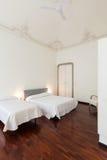 Όμορφο δωμάτιο ξενοδοχείου Στοκ εικόνες με δικαίωμα ελεύθερης χρήσης