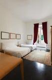 Όμορφο δωμάτιο ξενοδοχείου Στοκ εικόνα με δικαίωμα ελεύθερης χρήσης