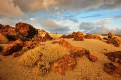 Όμορφο andscape Tenerife της ενδοχώρας Στοκ εικόνα με δικαίωμα ελεύθερης χρήσης