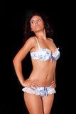όμορφο bikini κορίτσι Στοκ εικόνα με δικαίωμα ελεύθερης χρήσης