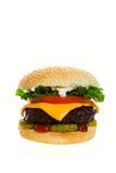 όμορφο burger Στοκ Φωτογραφίες