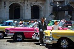 Όμορφο Chevrolets στην παλαιά Αβάνα Στοκ εικόνα με δικαίωμα ελεύθερης χρήσης