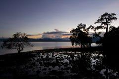 Όμορφο dusk Στοκ Εικόνα