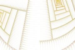 Όμορφο fractal διαμορφώνει την απεικόνιση, Στοκ Εικόνες