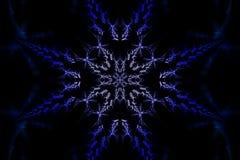 Όμορφο fractal διαμορφώνει την απεικόνιση, Στοκ Φωτογραφία