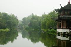 όμορφο hangzhou Στοκ Φωτογραφία