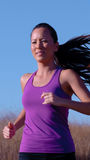όμορφο jogger Στοκ Εικόνα