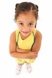 όμορφο preschooler στοκ εικόνες με δικαίωμα ελεύθερης χρήσης