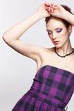 Όμορφο redhead κορίτσι Στοκ Εικόνες
