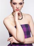 Όμορφο redhead κορίτσι στοκ εικόνες με δικαίωμα ελεύθερης χρήσης