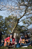 Όμορφο Sakura στον Καναδά Στοκ εικόνα με δικαίωμα ελεύθερης χρήσης