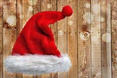 όμορφο santa απεικόνισης ΚΑΠ Claus Στοκ φωτογραφία με δικαίωμα ελεύθερης χρήσης