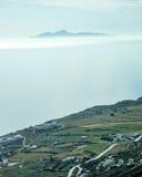 Όμορφο Santorini Στοκ φωτογραφία με δικαίωμα ελεύθερης χρήσης