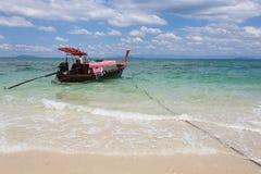 Όμορφο seascape απαρατήρητη Ταϊλάνδη Στοκ εικόνα με δικαίωμα ελεύθερης χρήσης