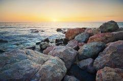 Όμορφο Seascape Στοκ εικόνα με δικαίωμα ελεύθερης χρήσης