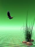 όμορφο seascape ελεύθερη απεικόνιση δικαιώματος
