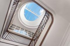 Όμορφο Stairwell στοκ φωτογραφία με δικαίωμα ελεύθερης χρήσης