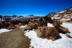 Όμορφο Tenerife ηφαίστειο - EL Teide Στοκ εικόνες με δικαίωμα ελεύθερης χρήσης