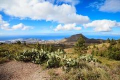 Όμορφο Tenerife τοπίο - EL Teide Στοκ εικόνα με δικαίωμα ελεύθερης χρήσης
