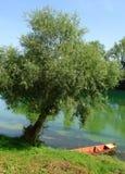 όμορφο una ποταμών Στοκ φωτογραφία με δικαίωμα ελεύθερης χρήσης