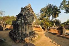 Όμορφο Wat Athvea σε Ankor, Καμπότζη Στοκ Εικόνες