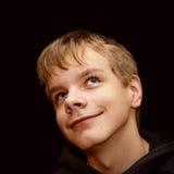 όνειρα αγοριών Στοκ εικόνες με δικαίωμα ελεύθερης χρήσης