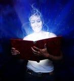 όνειρα βιβλίων Στοκ Εικόνες